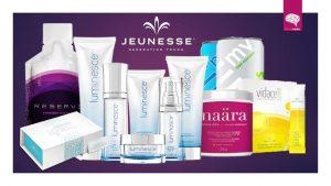 produtos exclusivos para rejuvenescimento Jeunesse