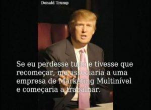 Donald Trump e o Marketing de Rede