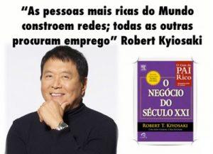 Robert Kiyosaki e o Marketing de Rede