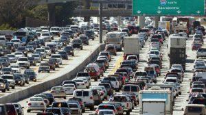 Congestionamento matinal